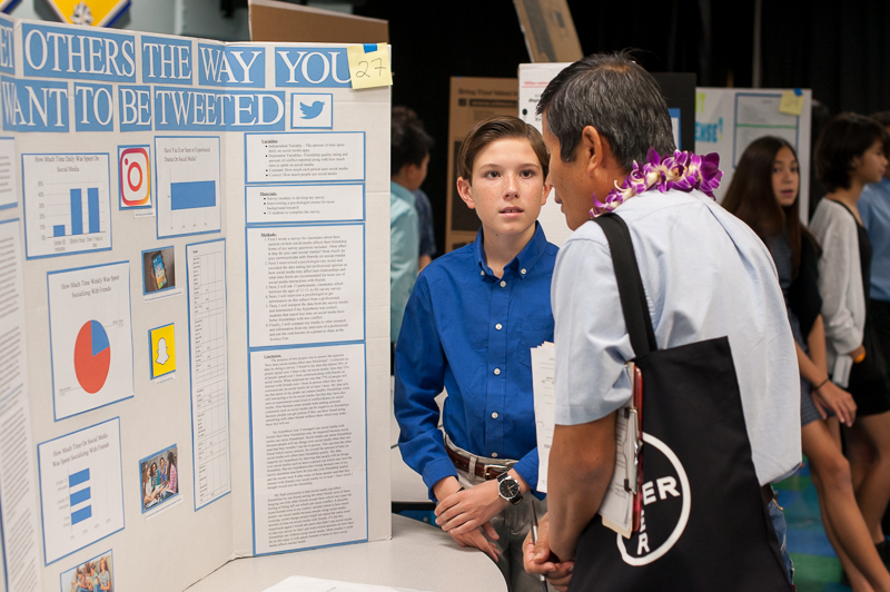 Picking the Right Middle School Science Project