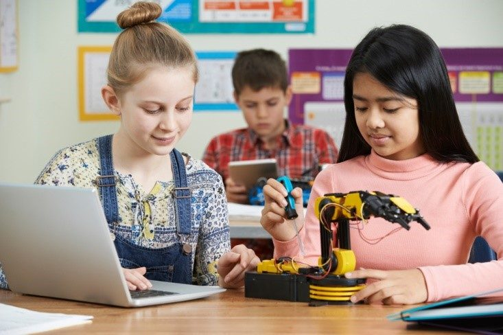 Innovation In The Classroom Helps Students Learn In Different Ways
